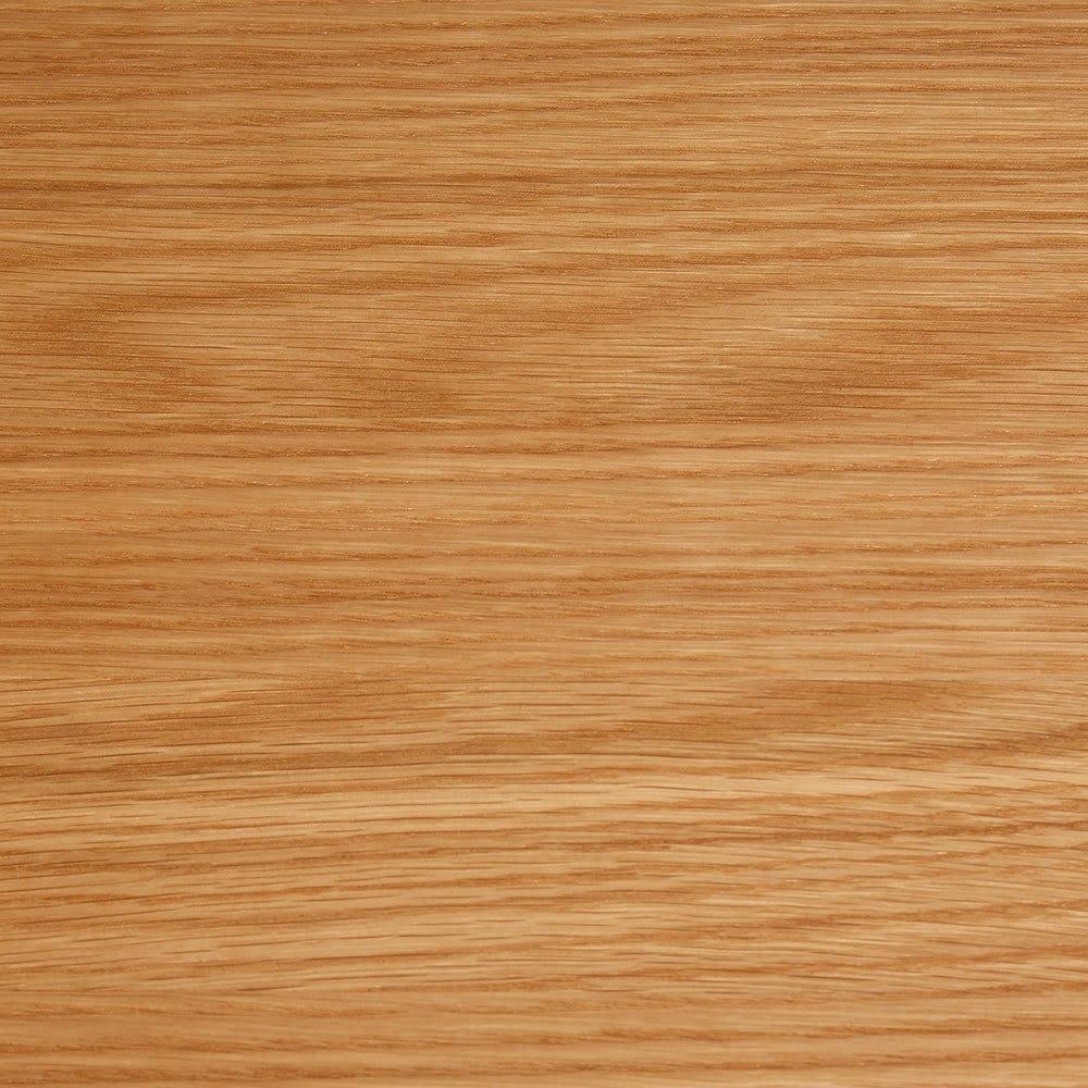 天然木北欧風ラダーデスク オーク 幅64cm オーク