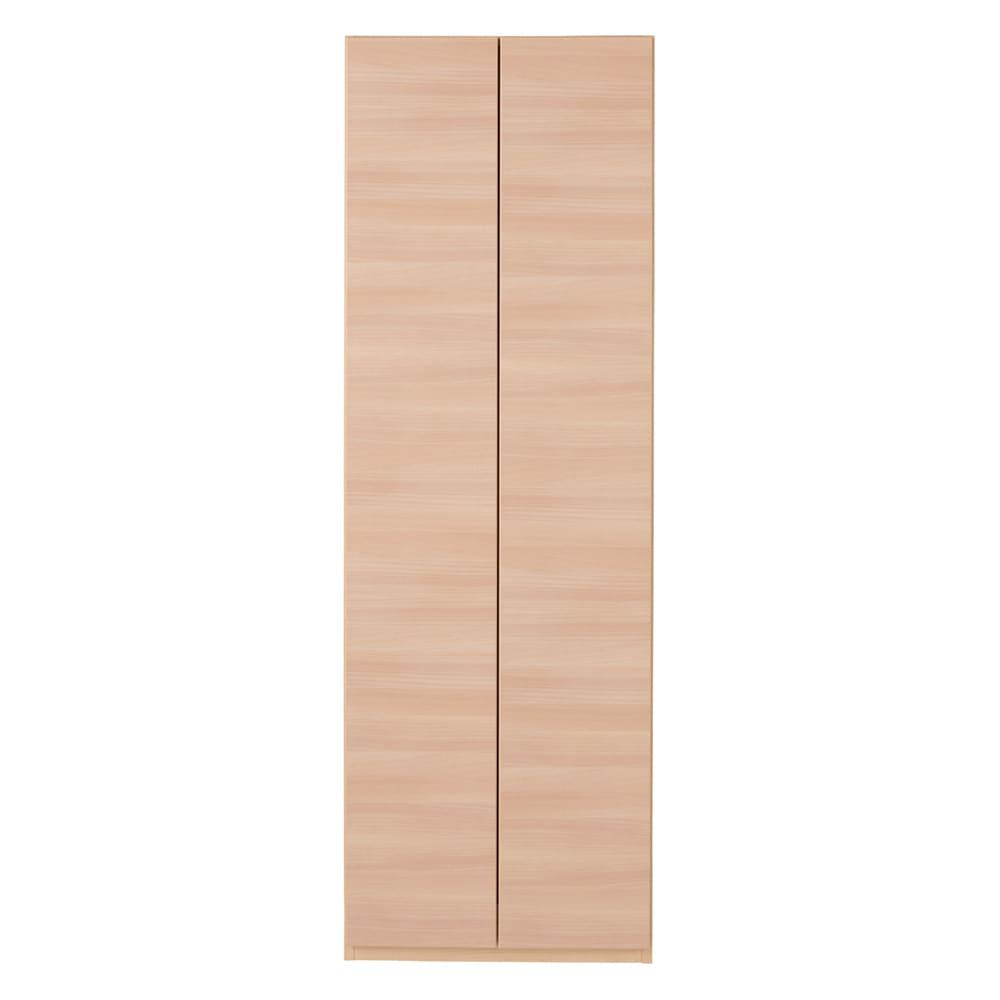 奥行44cm 生活感を隠すリビング壁面収納シリーズ 収納庫 扉タイプ 幅60cm (イ)ナチュラル