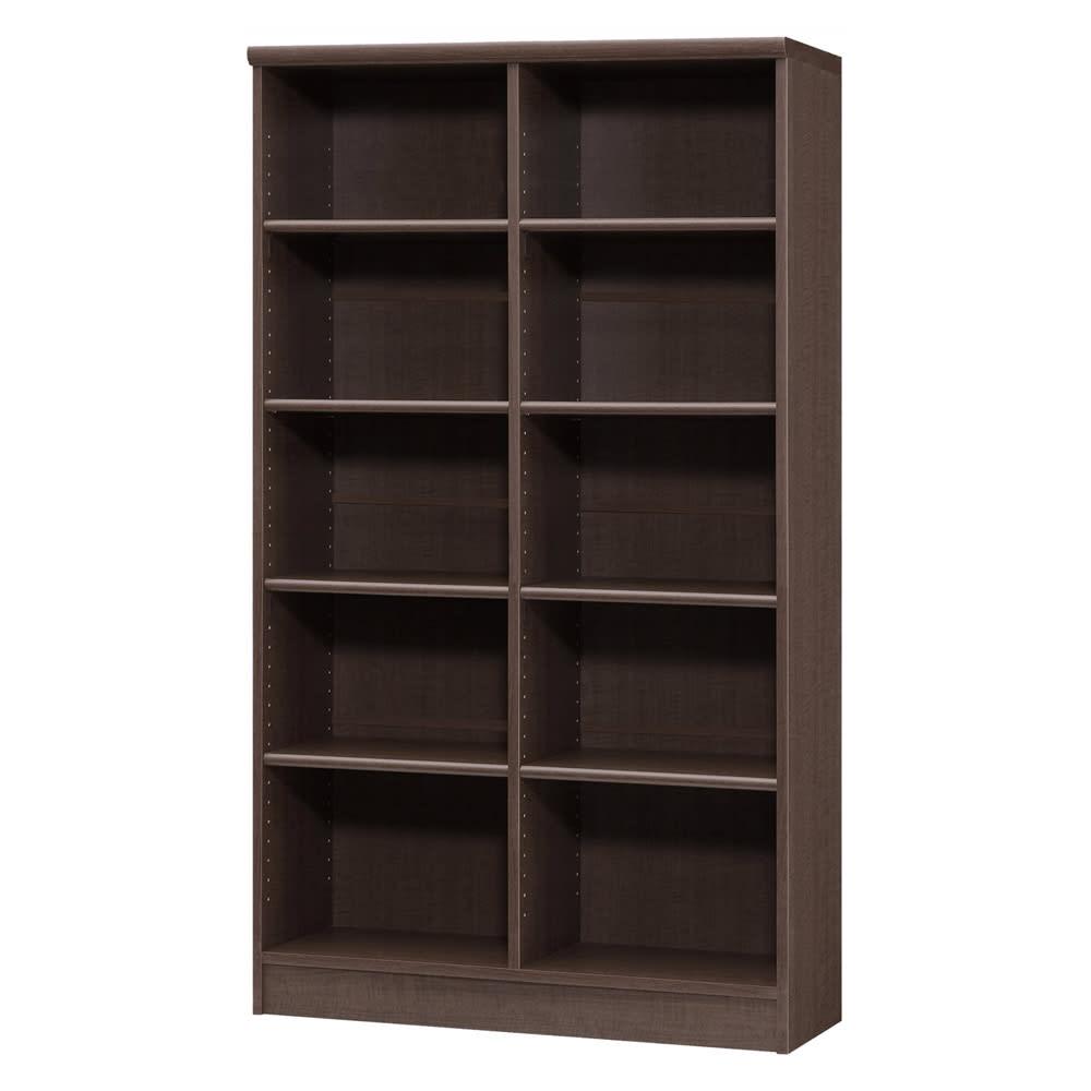 家具 収納 本棚 ラック シェルフ 飾り棚 色とサイズが選べるオープン本棚 幅86.5cm高さ150cm 592616
