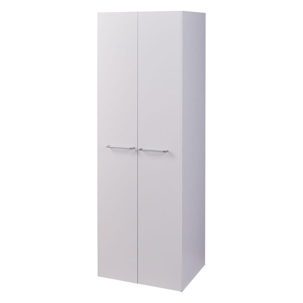 家具 収納 キッチン収納 食器棚 キッチンストッカー 食品ストッカー 食器からストックまで入る!大容量キッチンパントリー収納庫 幅60奥行55cm 618602