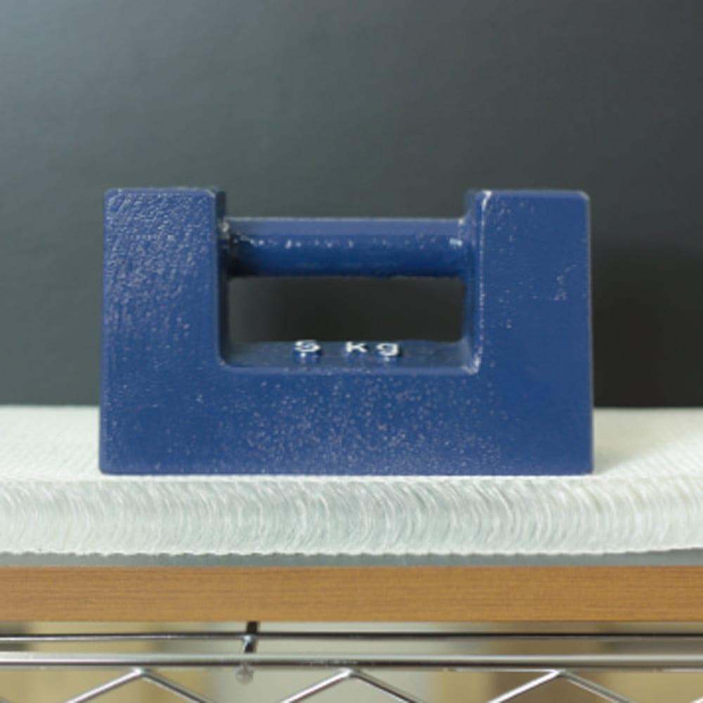 エアーラッセル使い ペットの体にも優しい敷き布団シリーズ 敷き布団 へたりにくい 優れた耐久性※を実現。 ※繰り返し50%圧縮8万回テストにて復元率94%をキープ。