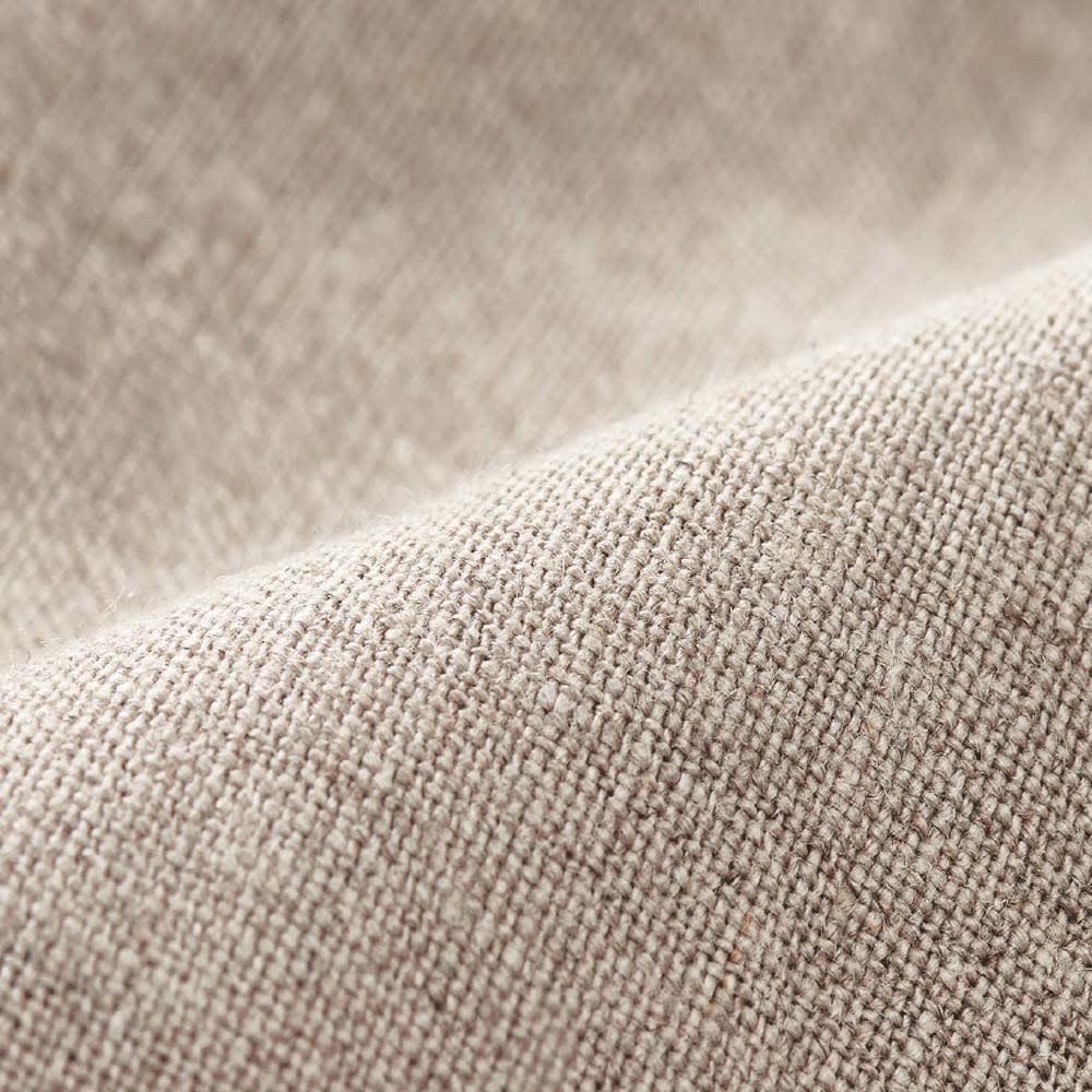 エアーラッセル使い ペットの体にも優しい敷き布団シリーズ フランスリネン専用カバー 生地アップ 暑い季節もサラッと気持ちよく過ごせます。