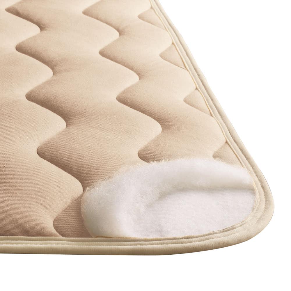家族の寝具のニオイ対策に!フレッシュ&ドライ消臭除湿敷きパッド 枕パッド 消臭キルト、消臭わた、シリカゲルシートで気になるニオイを徹底的に対策!
