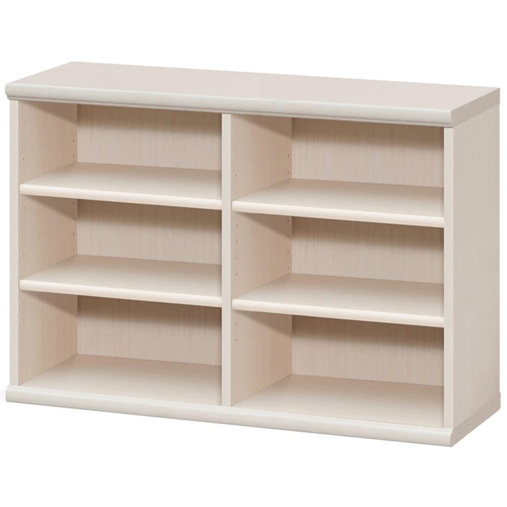 色とサイズが選べるオープン本棚 幅86.5cm高さ60cm 711755