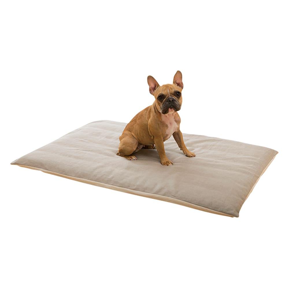 S[小型犬](エアーラッセル使い ペットの体にも優しい敷き布団用 フランスリネン専用カバー 706004