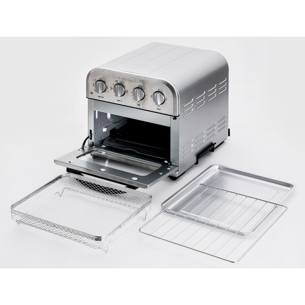 クイジナート エアフライオーブン トースター ツール付きディノス特別セット【限定800個】 セット内容