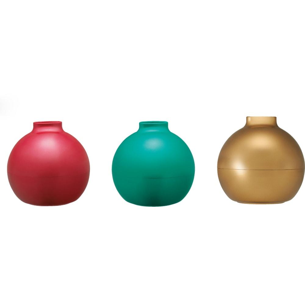 ペーパーPot(ポット) ティッシュケース 色が選べる2個組 全31色 メタリック仕上げタイプ (ホ)メタリックピンク、(マ)メタリックグリーン、(ヌ)ブロンズ