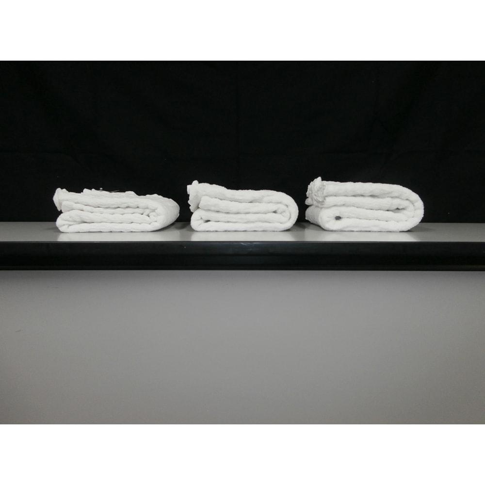 ふわふわ感が長く続く 新・くしゅくしゅ&ふわふわタオル寝具シリーズ タオルケット 洗えば洗うほど、どんどんやわらかな風合いに育ちます。※洗濯回数:左から無し、5回、10回
