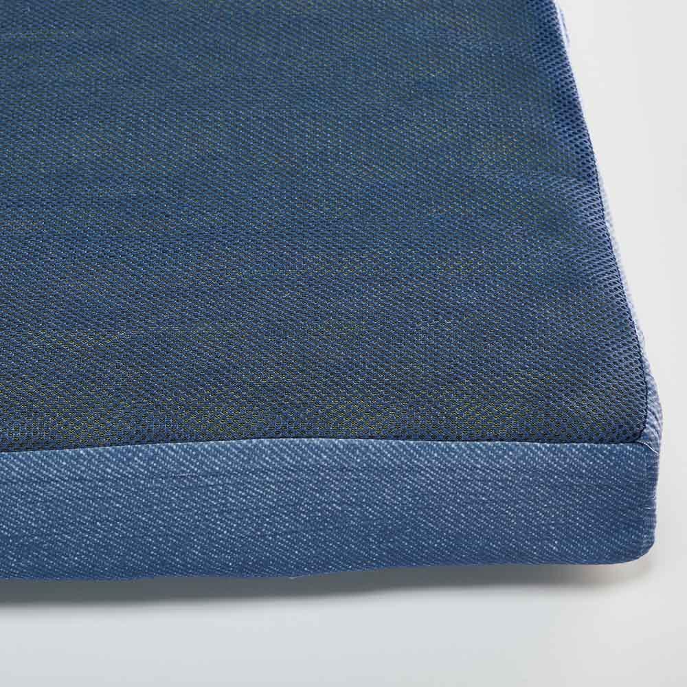 【アキレス×dinos】3つ折りマットレスシリーズ 厚さ12cm 調湿タイプ [裏面メッシュ] 寝汗や結露もしっかり対策!