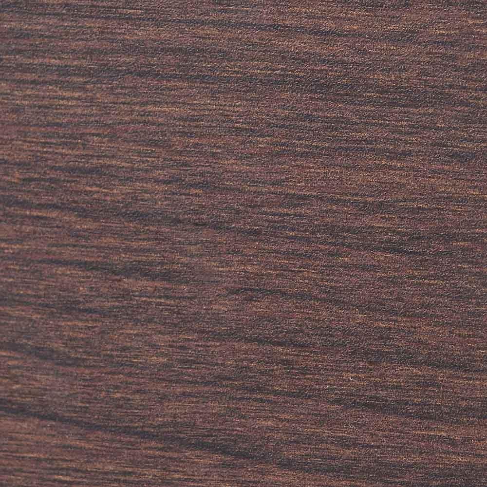 奥行19cmフラップ扉薄型収納庫 3列・幅124cm高さ85cm ダークブラウン色見本