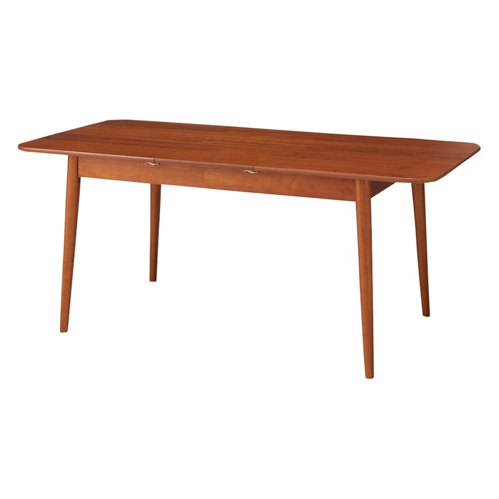 ウォールナット伸長式ダイニング テーブル 伸長式テーブル・幅130・170cm 最大時幅170cm