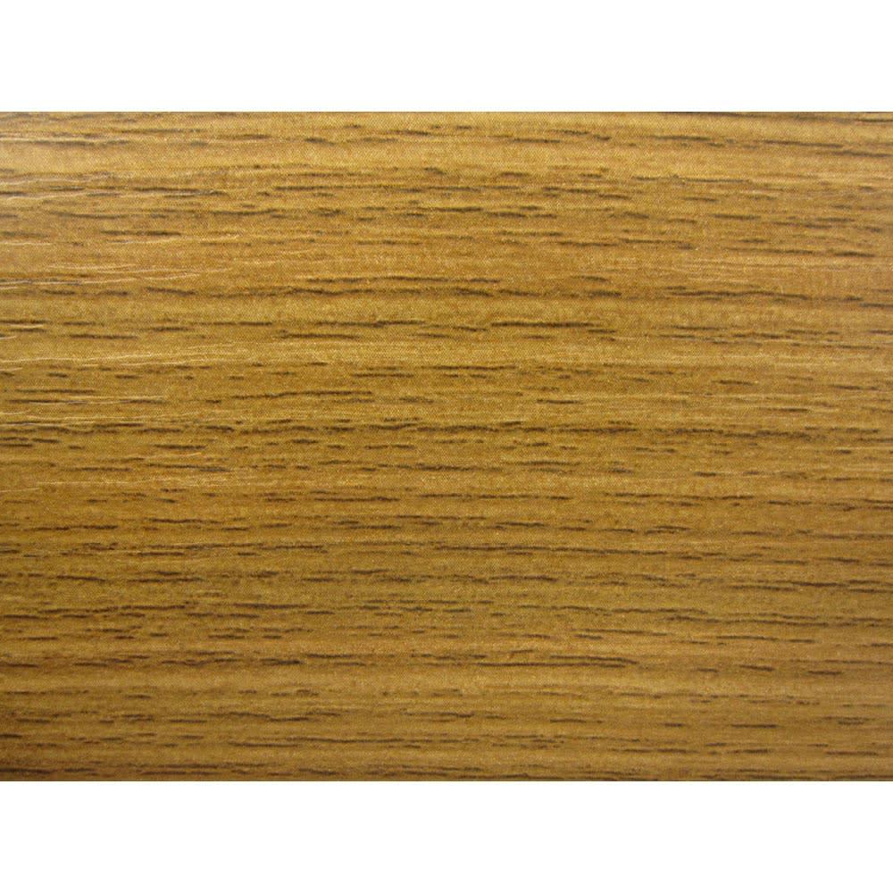 伸長式ガス圧昇降テーブル 幅120(天板110)cm (イ)ライトナチュラル素材アップ 高級材として近頃人気のオーク材調の木目柄です。