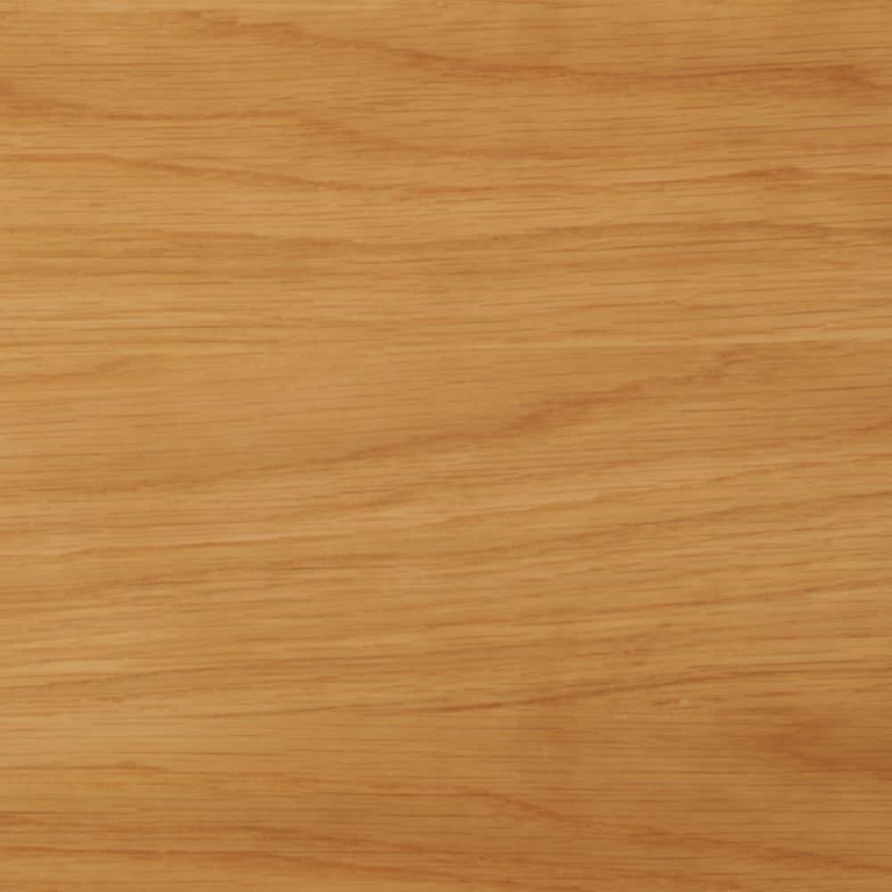 オーク天然木北欧風 テレビ台 幅120cm 【天然の木目が美しい前面と天板】突板(天然木化粧合板)仕様なので、天然木の素材感が生きています。