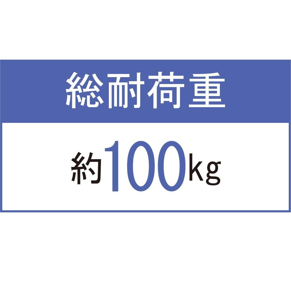 幅と高さが変えられるプロ仕様頑丈ハンガー 上下2段掛け付き ダブルタイプ・幅92~122cm 厳しい国内の第三者公的機関の試験をクリアした自信の品質です。