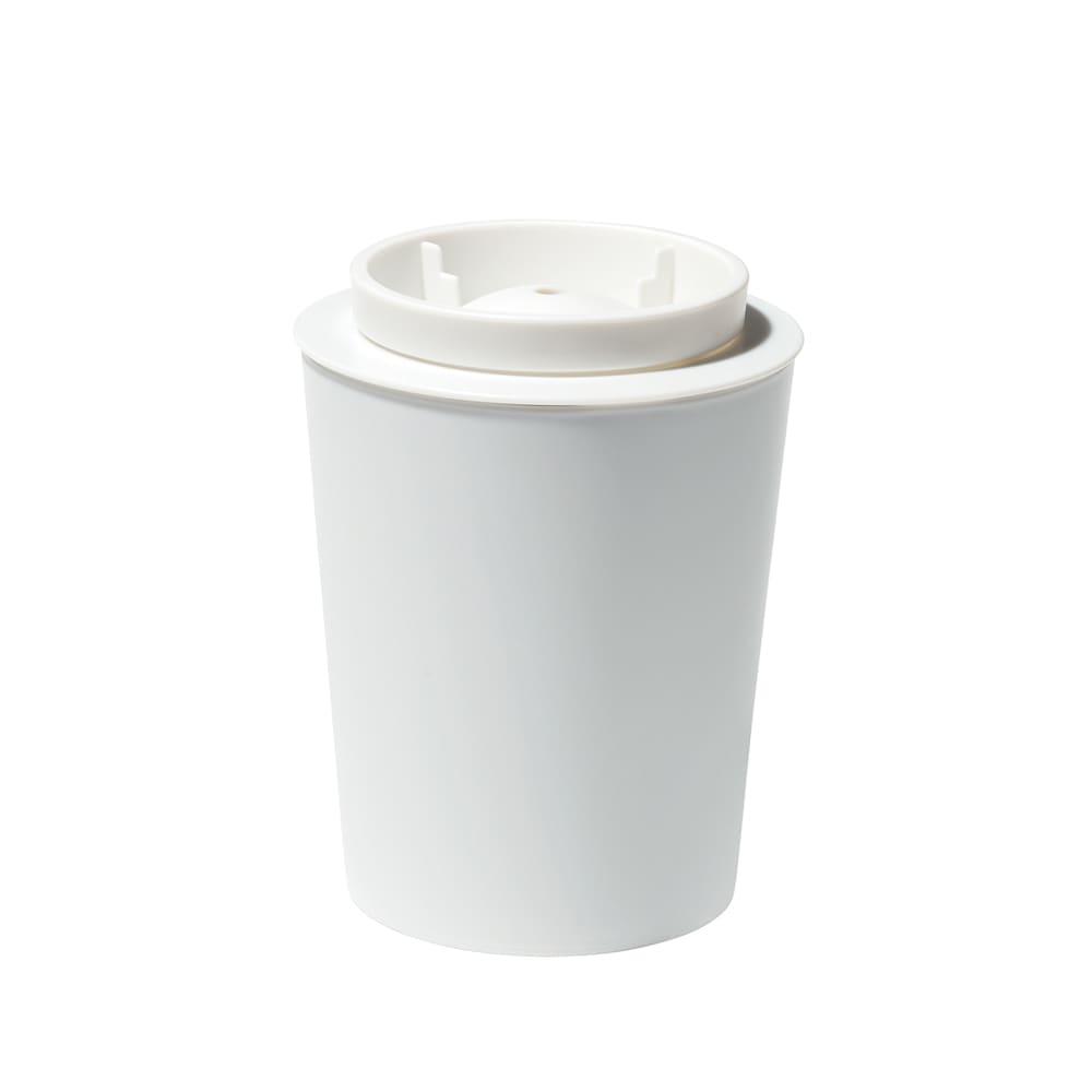 丸氷がつくれる製氷器2個組 (ア)ホワイト
