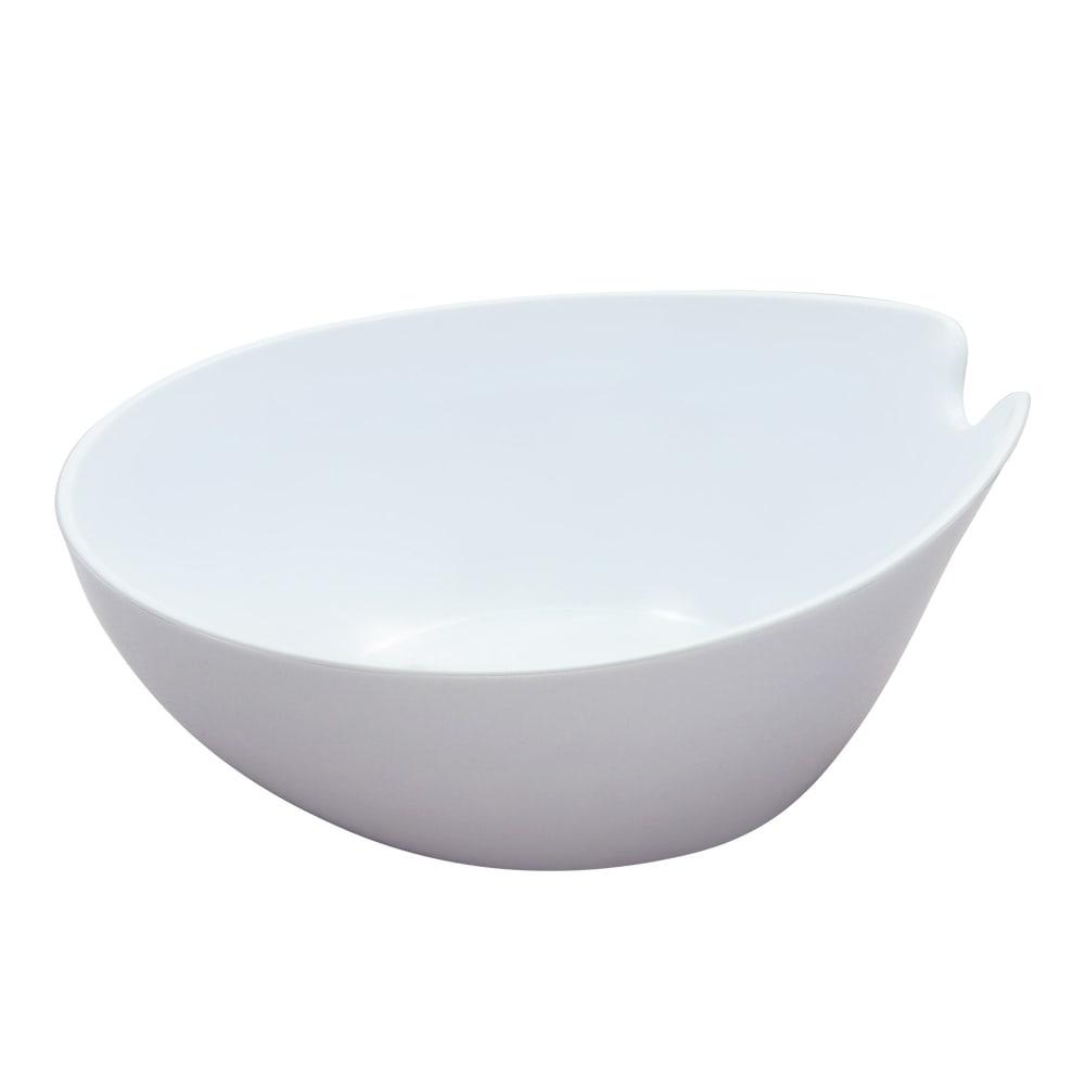 ヒューバス 風呂椅子・おけ 2点セット (ア)ホワイト ボウル