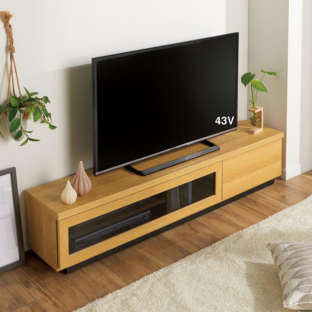 奥行30cm薄型テレビボード 幅150cm 779702
