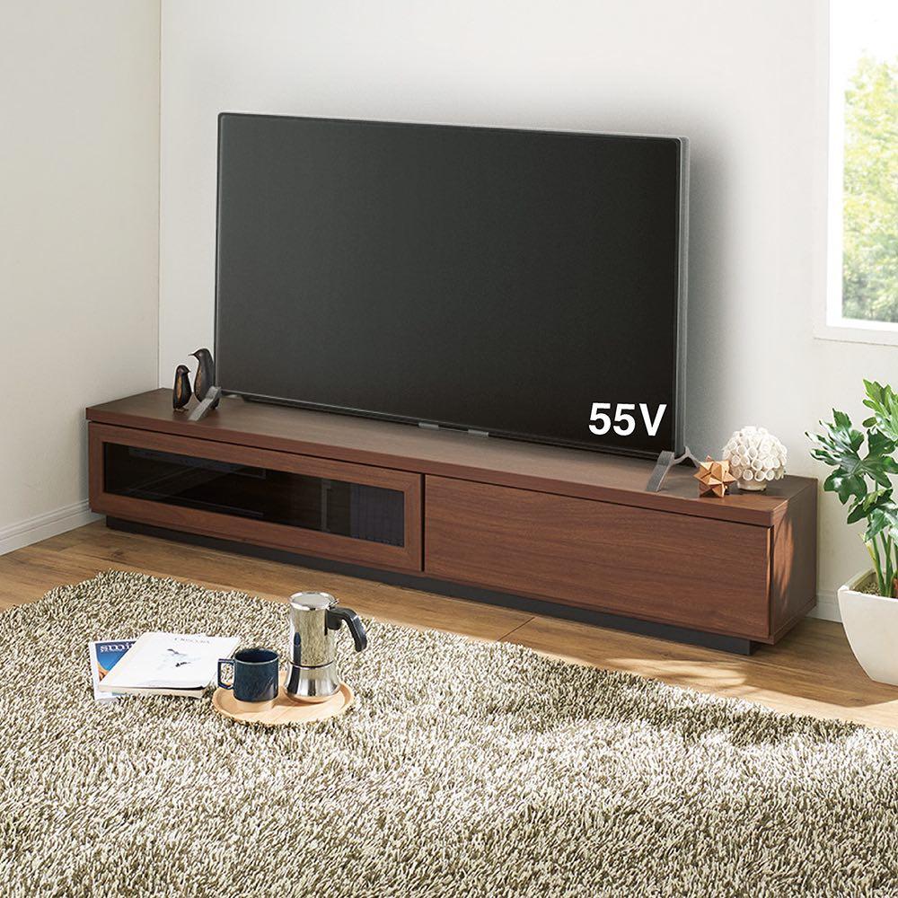 奥行30cm薄型テレビボード 幅180cm 779703