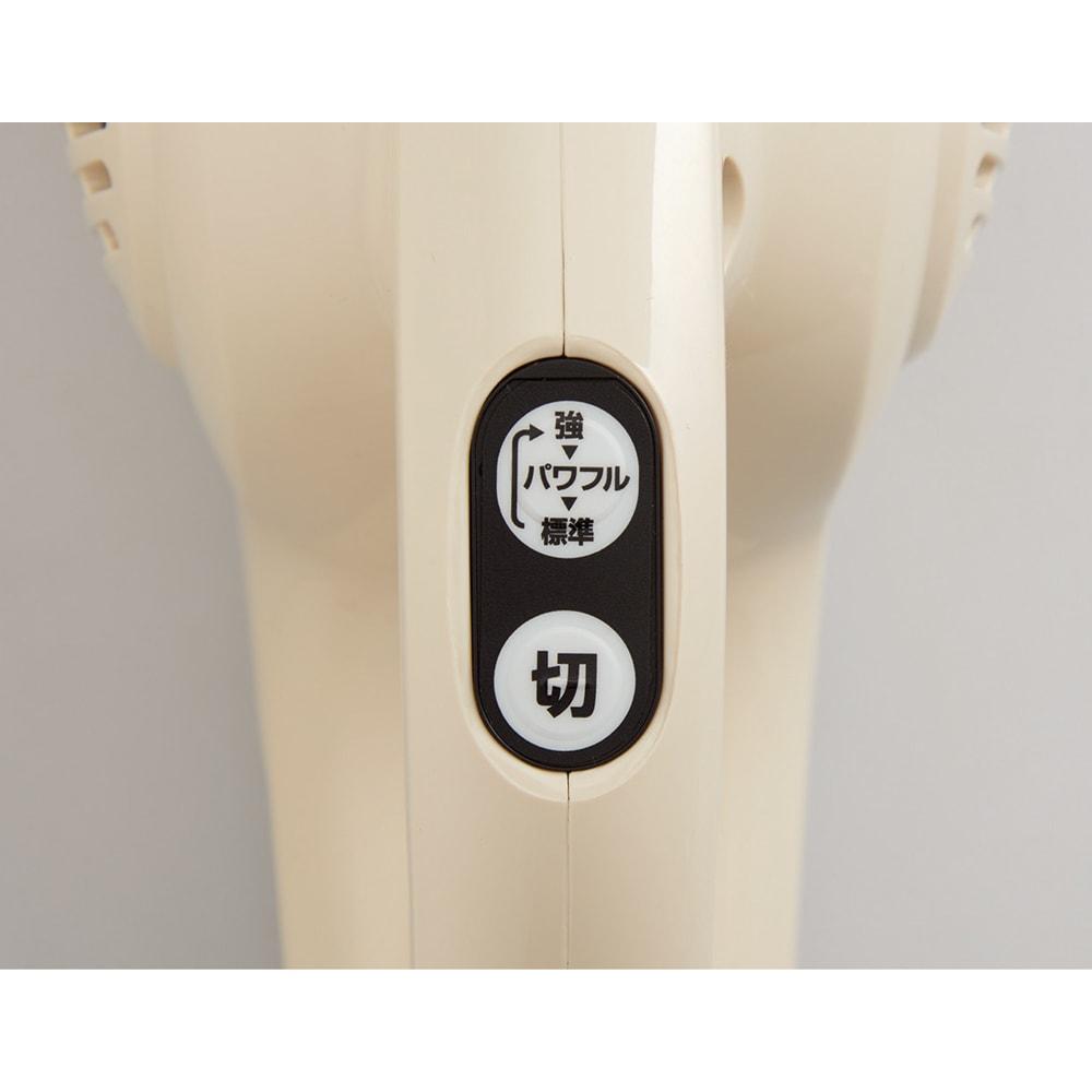 マキタ コードレスハンディクリーナー パワフルモード搭載モデル 特別セット 標準・強・パワフルボタンの切り替えもボタンで簡単。操作性がさらに進化しました。