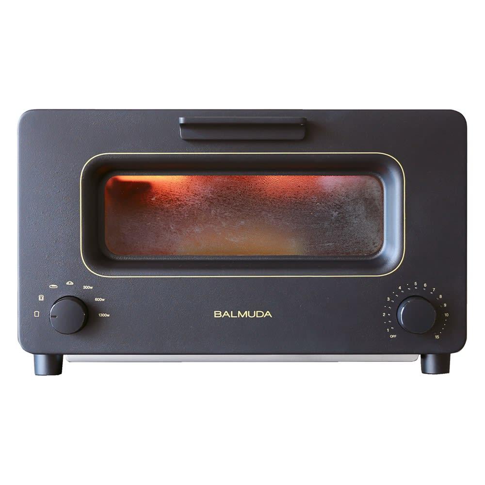 【送料無料】BALMUDA/バルミューダ ザ トースター 独自の「スチームテクノロジー」」(W表示から℃表示に変更になっています)