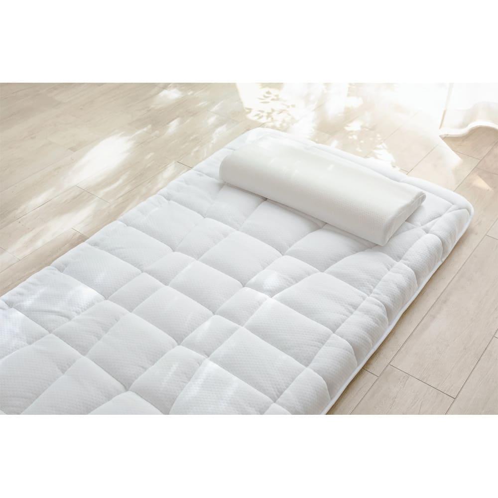 ブリヂストン ボリューム高反発敷布団 ぜひ枕とセットでお使いください!