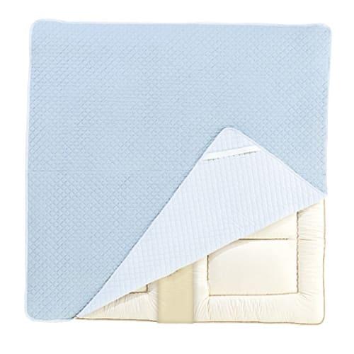 隠れた名品!ベッドや敷布団のすき間や段差を埋めて寝心地アップ すき間パッド パッドシーツやシーツの下での使用をおすすめします。