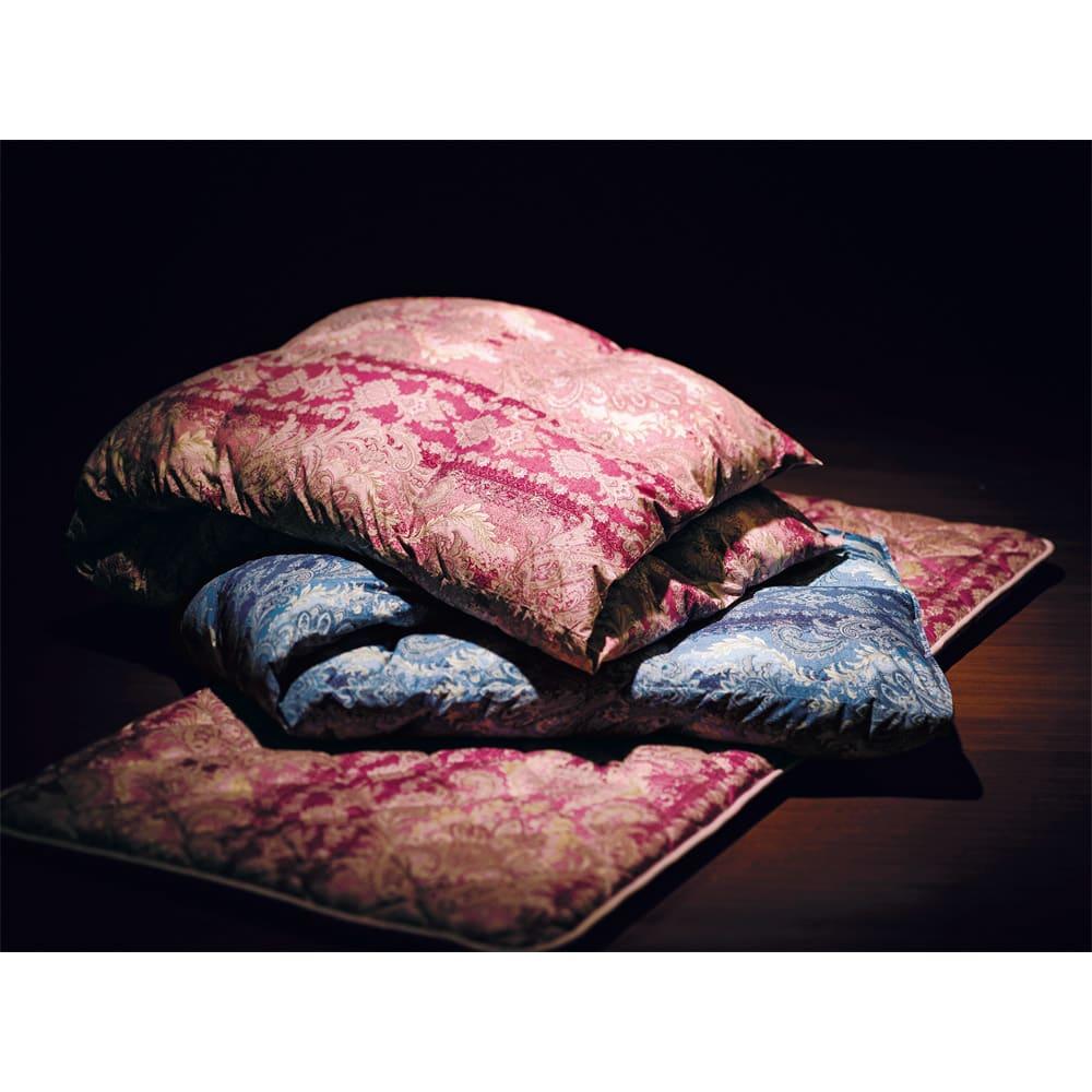 産地・柄任せだからお得!スペシャルバーゲン寝具 抗菌防臭・防ダニわた混敷布団 シングルロング ※お届けは敷布団になります。
