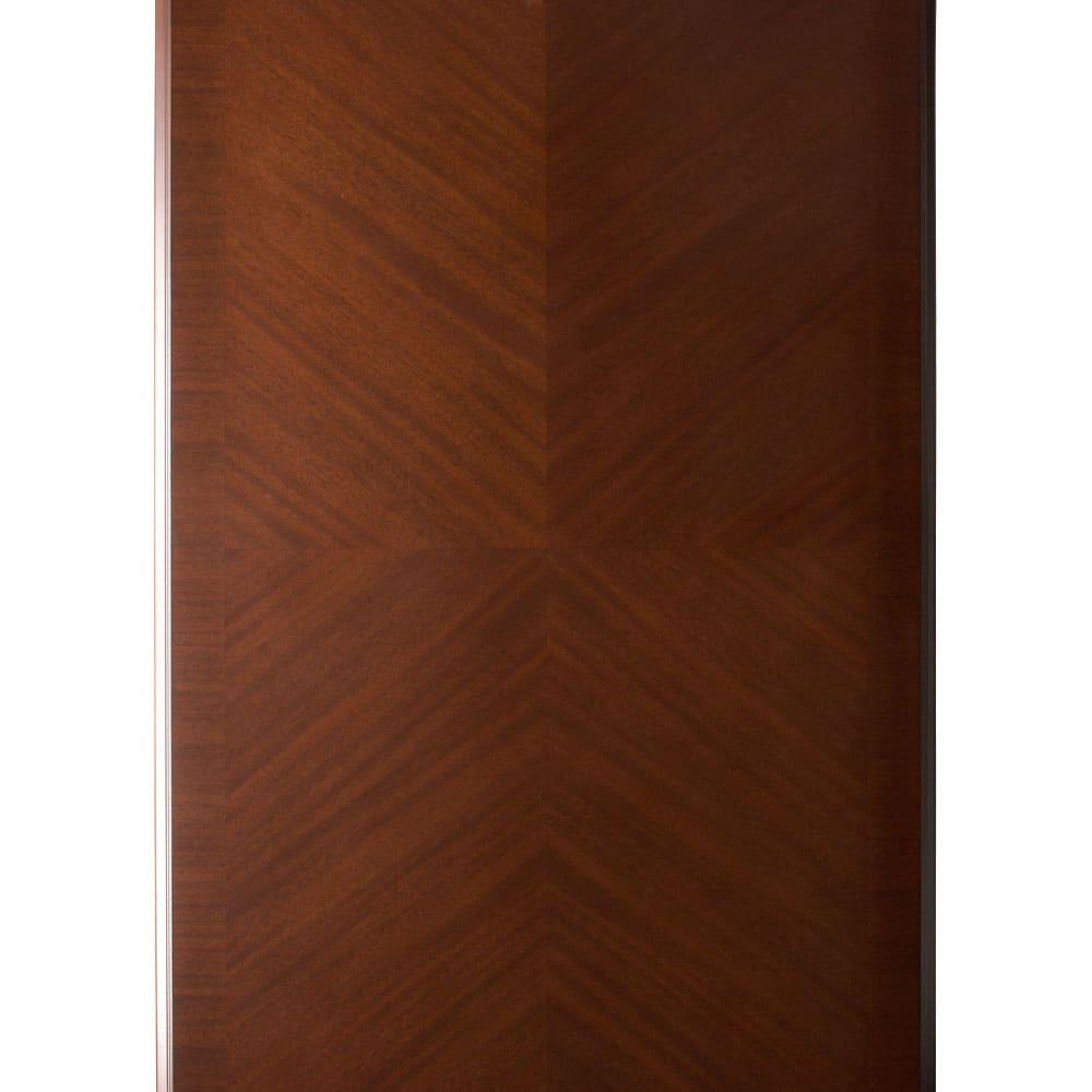 クラシカルロイヤル ケントハウスシリーズ ダイニングテーブル・幅150cm 天板は伝統の矢羽模様を施しました。