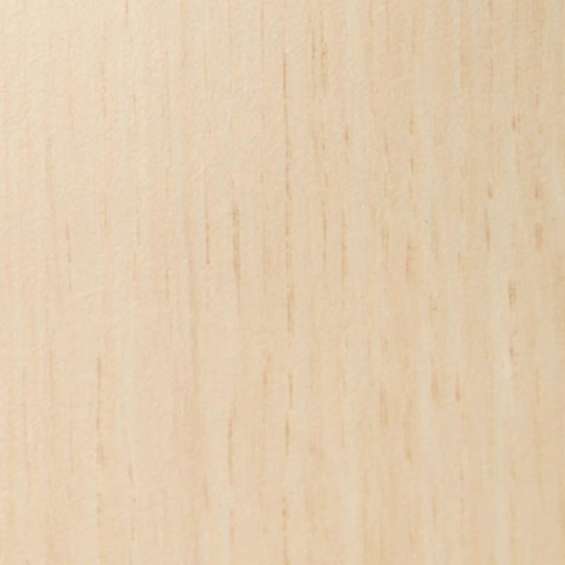 色とサイズが選べるオープン本棚 幅44.5cm高さ150cm 素材アップ:(ア)ライトナチュラル