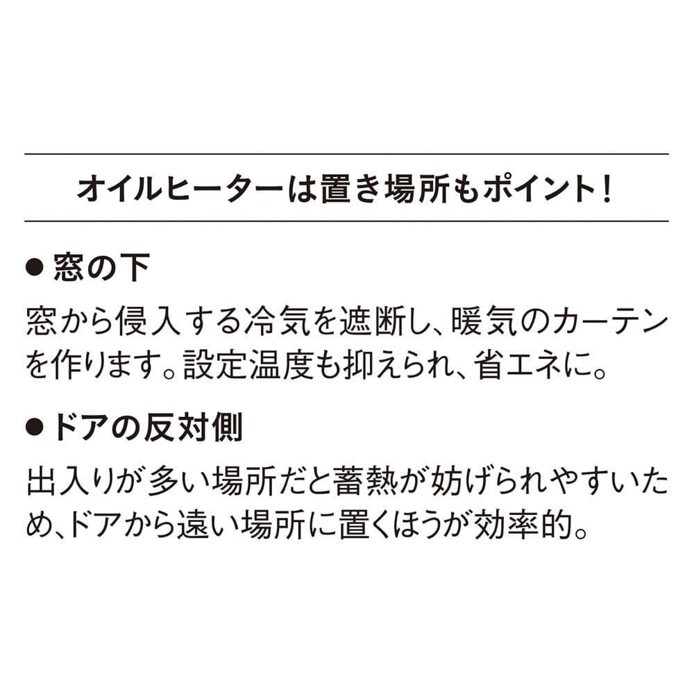 【販路限定モデル】DeLonghi/デロンギ オイルヒーター 新型L字フィン(専用タオルハンガー付き)