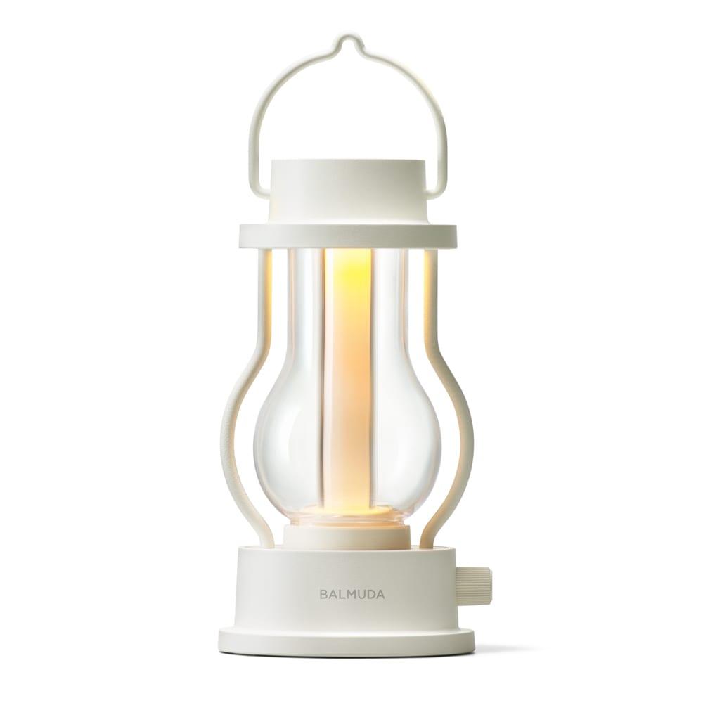 BALMUDA/バルミューダ The Lantern (イ)ホワイト