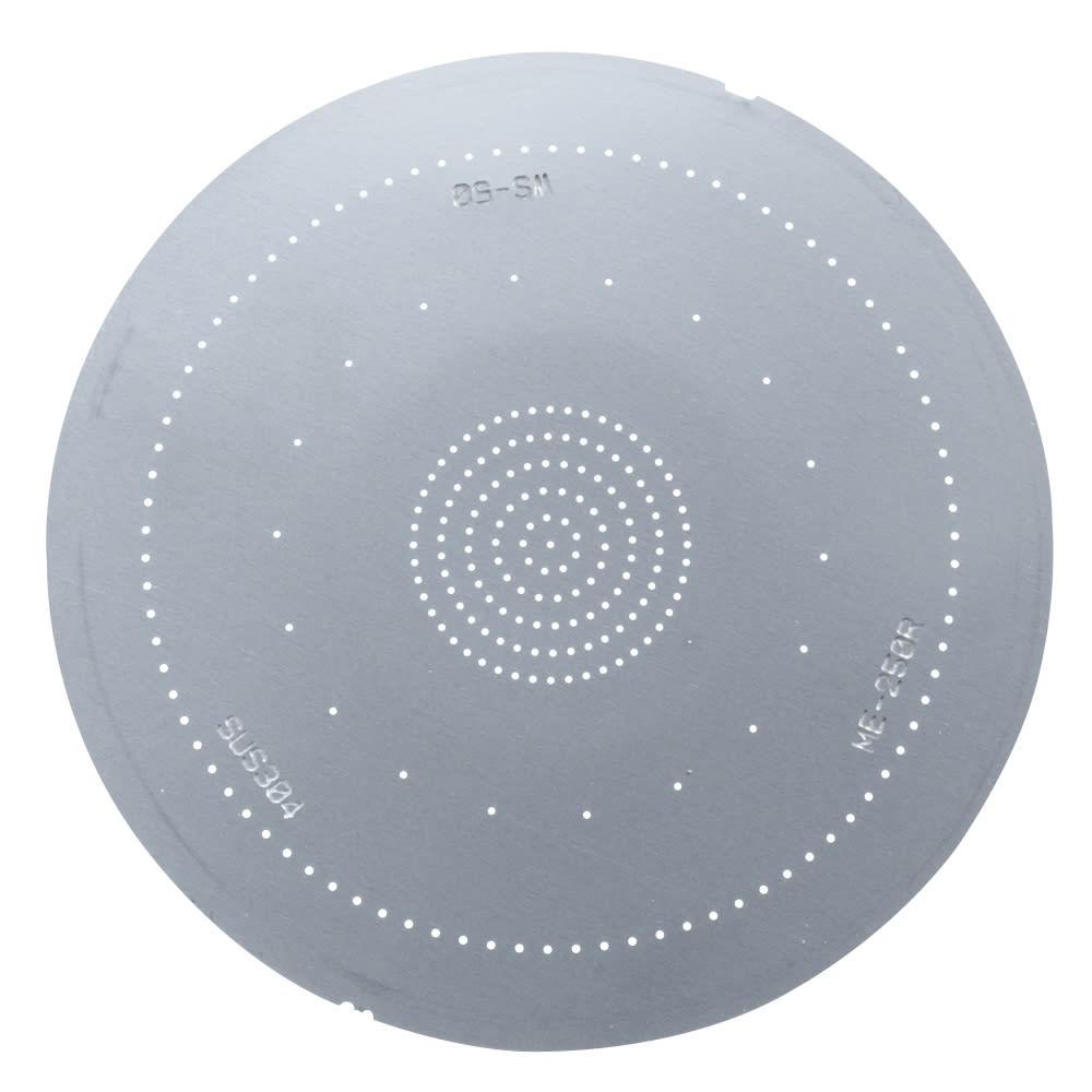 アラミック 手元ストップ節水シャワーヘッド プロ・プレミアム(スカルプケアモデル) ※メーカー通常モデル 散水板