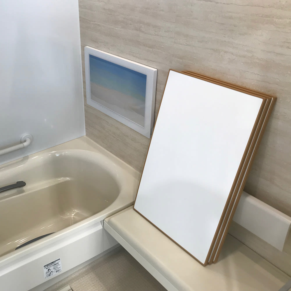 冷めにくい風呂ふたNEO 奥行68cm×幅142~150cm