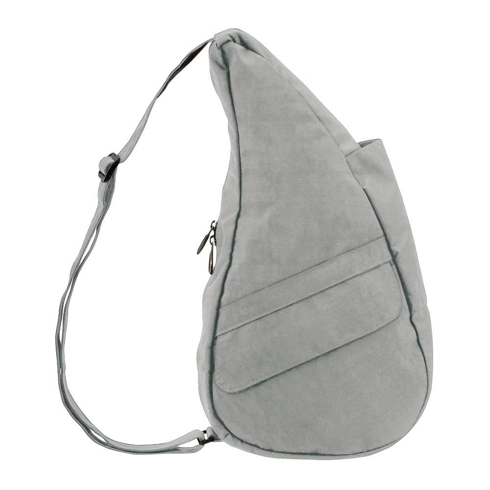 ヘルシーバックバッグ テクスチャードナイロン Sサイズ (キ)グレイフォックス