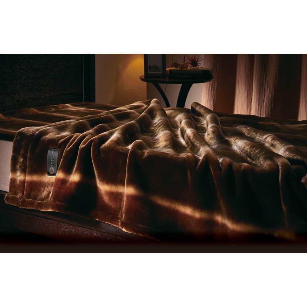 カルドニード(R) ノッテII 毛布 敷き毛布 ※お届けは敷毛布です