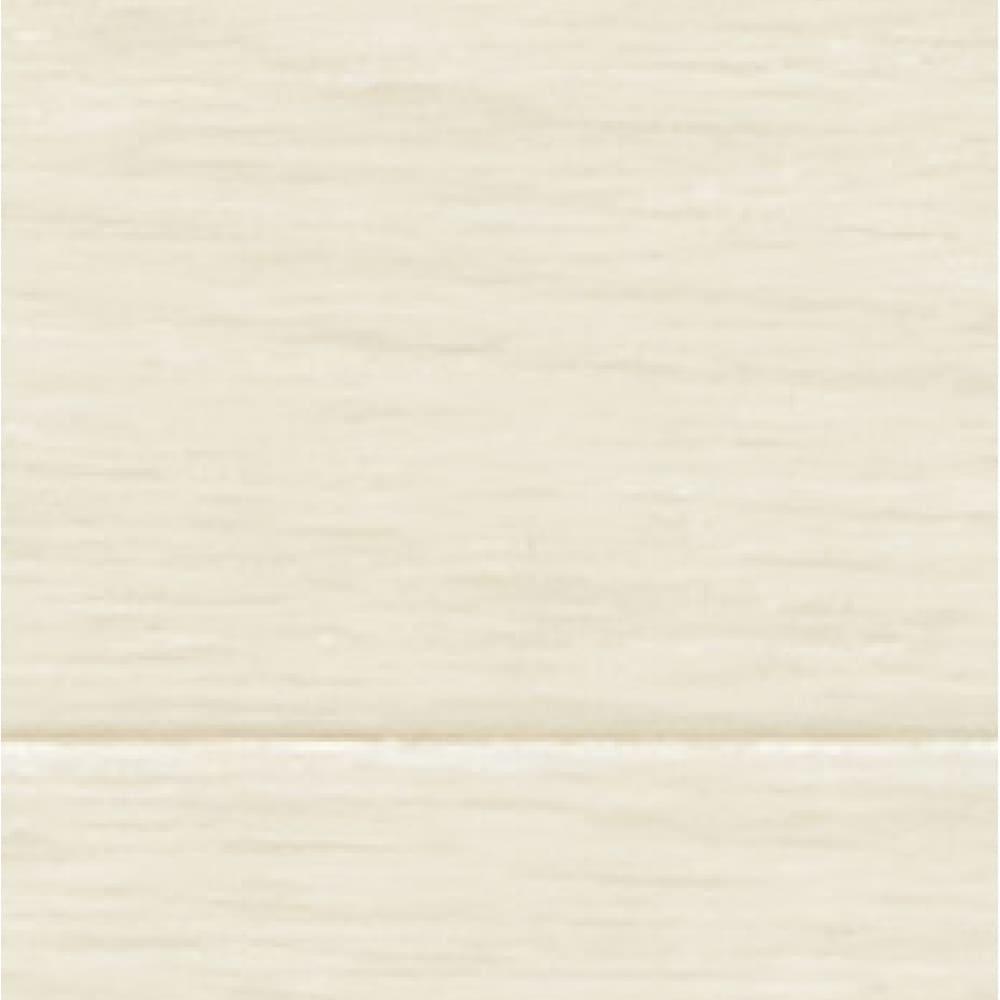 ホットキッチンマット 幅45cm 木目柄 (ウ)ホワイトウッド