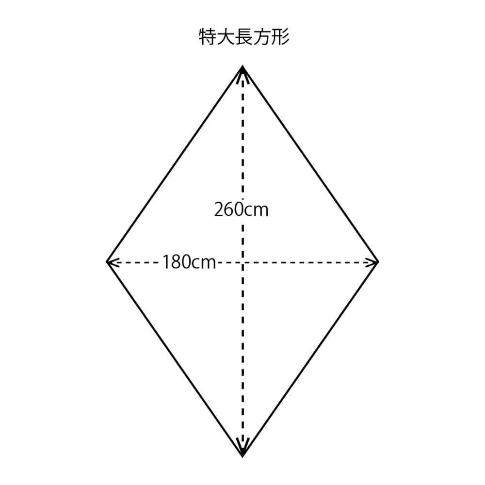 V&Aこたつシリーズ〈いちご泥棒〉こたつサロン 長方形大サイズ