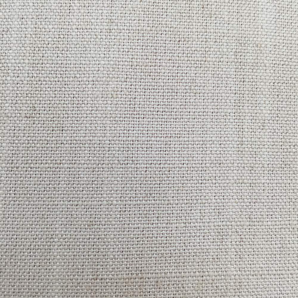 シャビーシック ホワイト フレンチ収納家具シリーズ スツール 座面は、優しい色合いのベージュ色です。