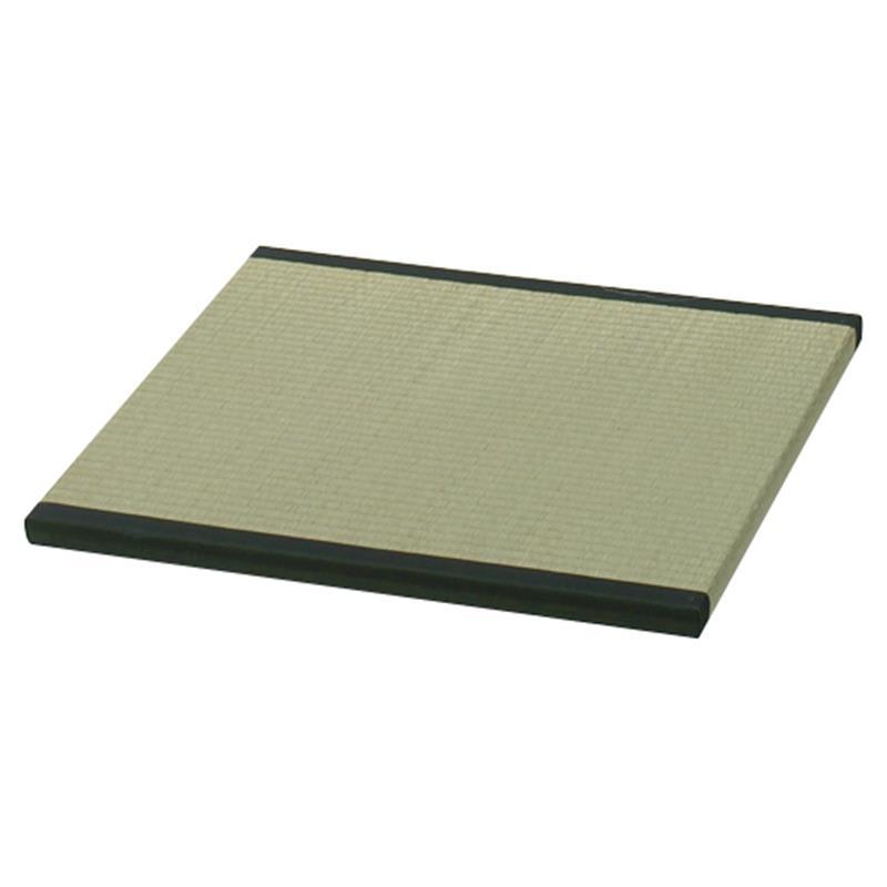 跳ね上げ式ユニット畳 ヘリ有りミニ半畳 高さ45cm 【WEB限定】 交換用の畳表をご用意しております。「シリーズ商品」からご覧ください。