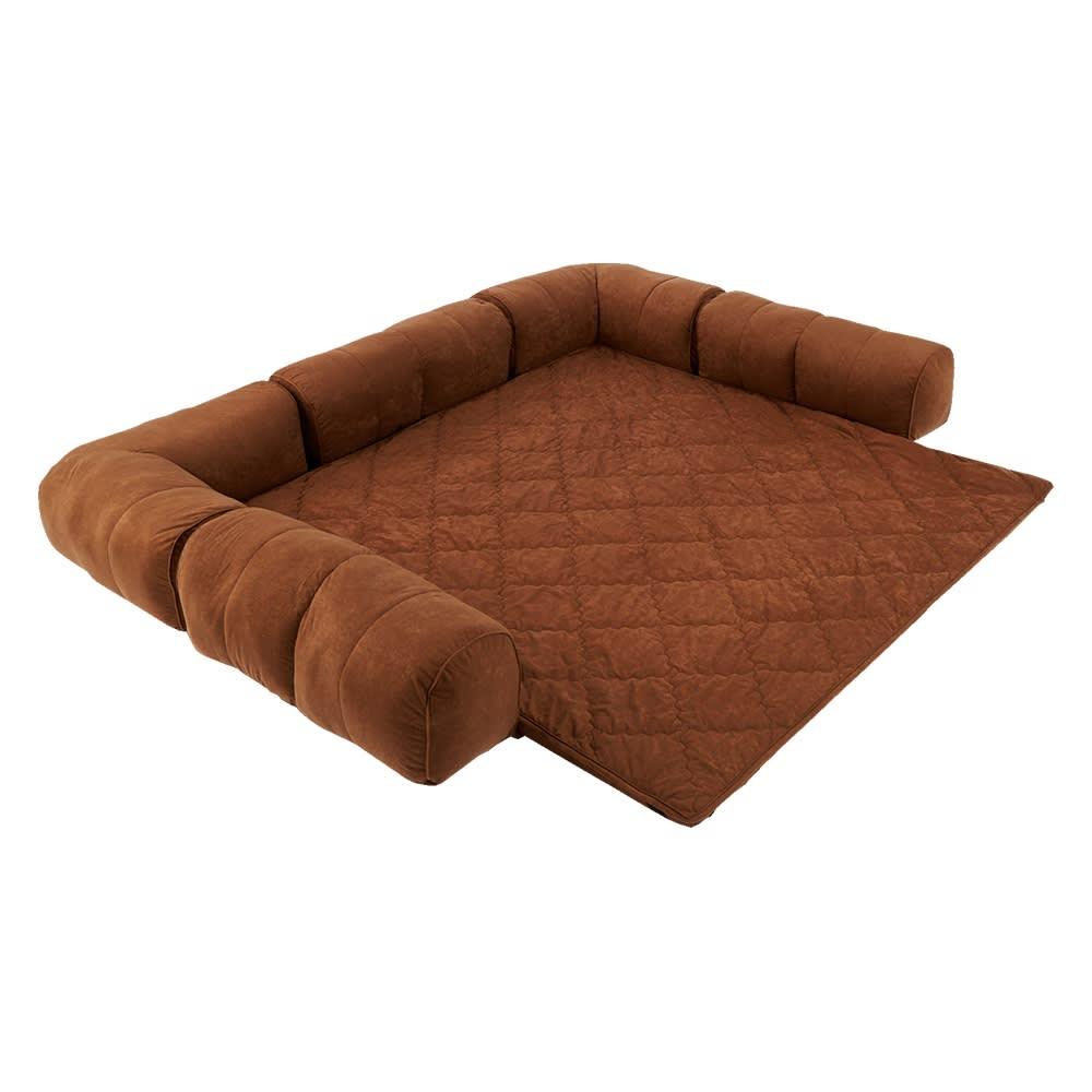 家具 収納 ソファー 包まれてくつろぐふかふかのごろ寝ソファ ごろ寝ソファ 大 530202