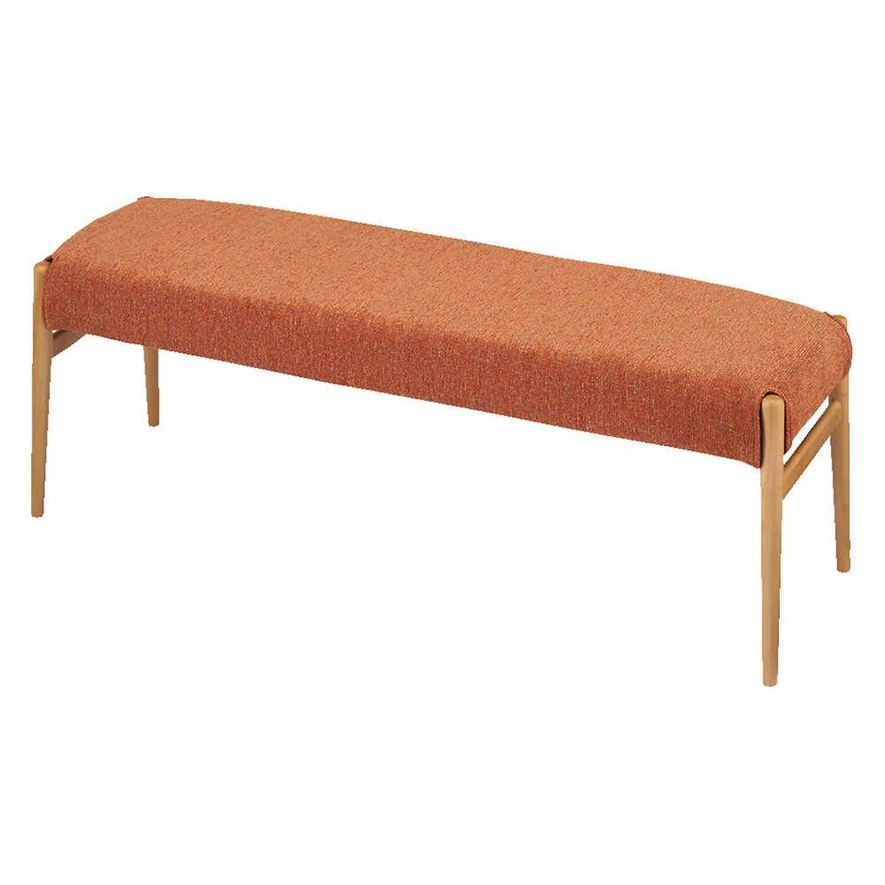 家具 収納 イス チェア ベンチ 布団のいらないこたつダイニング カバーが洗えるベンチ・幅120cm 530406