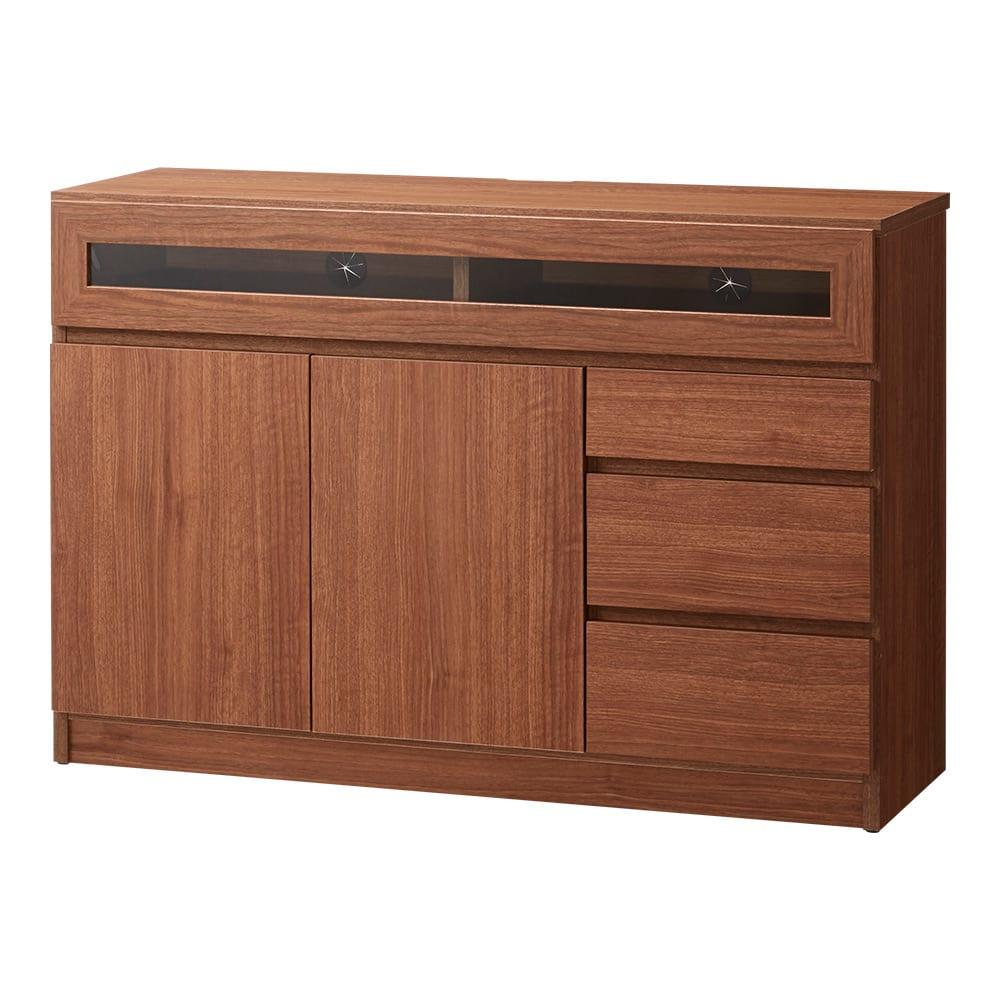 【完成品・国産家具】ベッドルームで大画面シアターシリーズ テレビ台 幅105高さ70cm 532515