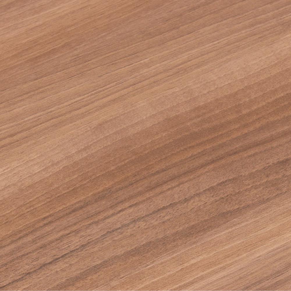 住宅事情を考えた天然木調コーナーテレビ台 左コーナー用 幅123.5cm ナチュラルな天然木調仕上げ。(イ)シックなグレーウォルナット