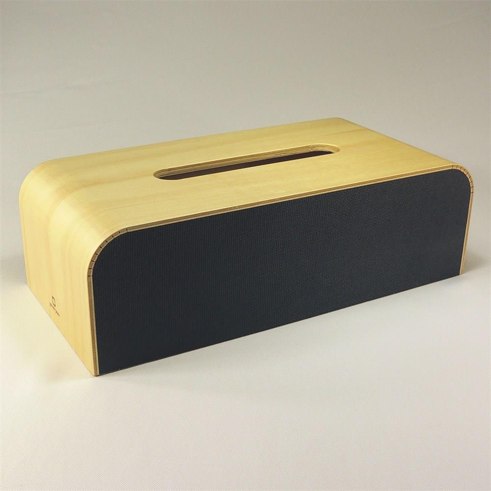 カラーボックス 北欧調ティッシュケース 533036