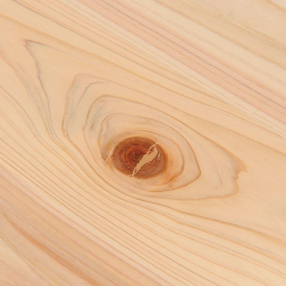 国産檜オープンラック 幅80高さ179cm 檜ならではの香りと美しい木目、そして使い込むほどに深まる味わいをご堪能ください。