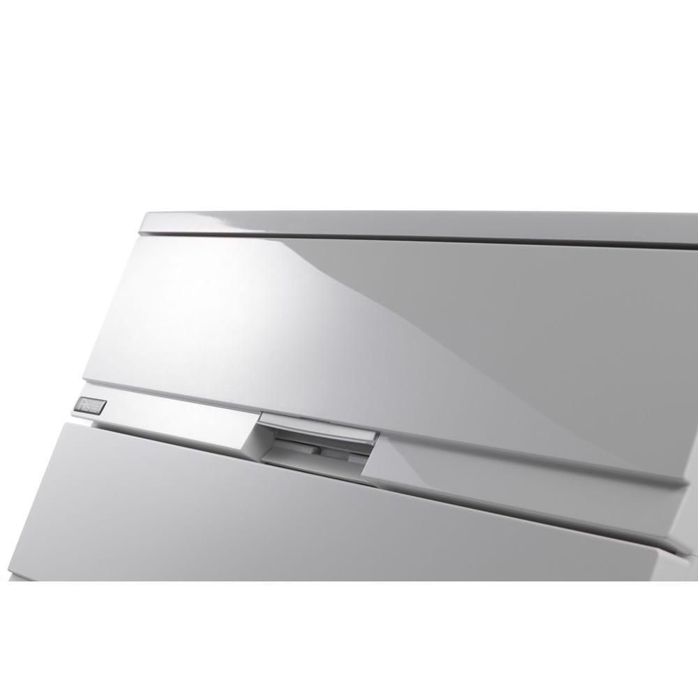 Fits フィッツプラスプレミアム 幅75cm 4段[FP7504 テンマ] (ア)セラミックホワイト