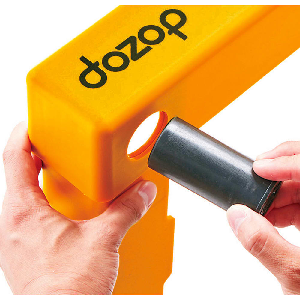 簡単組み立て台車ドゾップ 差し込めば完成。工具不要。