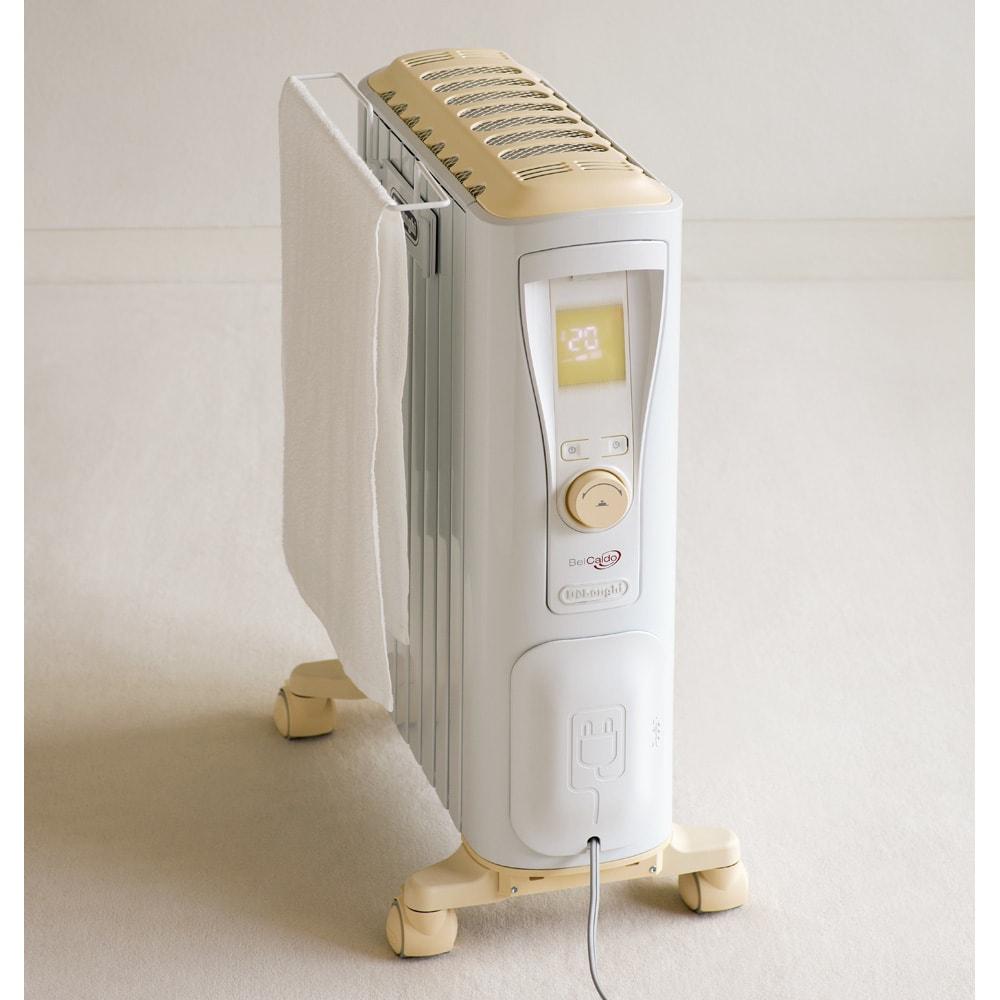キッチン 家電 電化製品 ヒーター 暖房器具 DeLonghi/デロンギ オイルヒーター ベルカルド専用 タオルハンガー 523172