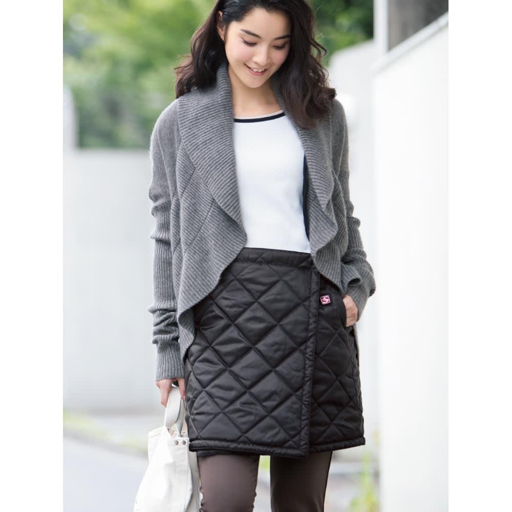 ベッド 寝具 布団 毛布 電気毛布 電気敷き毛布 「着るこたつ」スカートシリーズ ショートスカート 525404