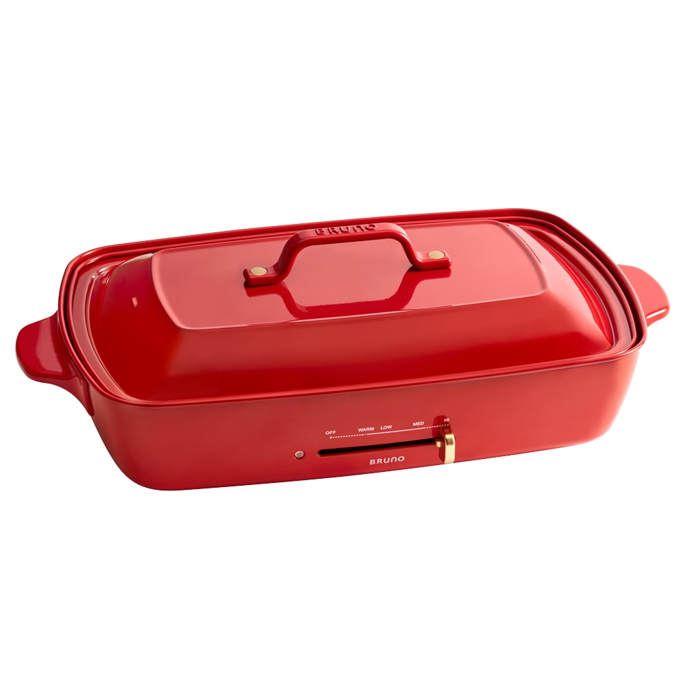 キッチン 家電 調理家電 キッチン家電 BRUNO/ブルーノ ホットプレート グランデサイズ 525710